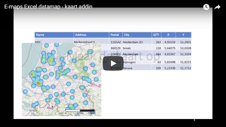 E-Maps video