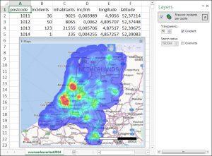 trial e-maps